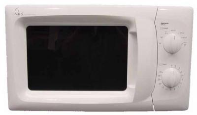 Микроволновая печь Daewoo KOR-6C07 - вид  спереди