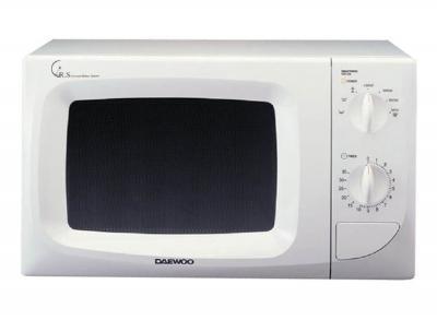 Микроволновая печь Daewoo KOR-6C17 - вид спереди