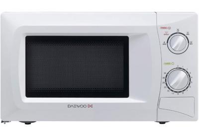 Микроволновка Daewoo KOR-6L05 - вид спереди