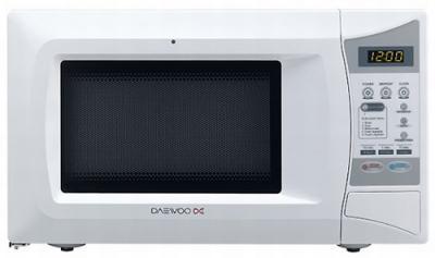 Микроволновка Daewoo KOR-6L0B - вид спереди