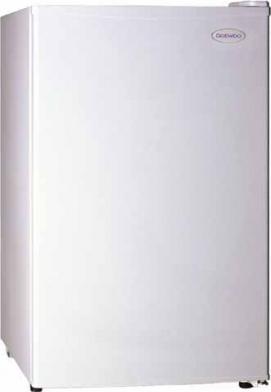 Холодильник с морозильником Daewoo FR-091A - Вид спереди