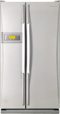 Холодильник с морозильником Daewoo FRS-2021IAL - вид спереди