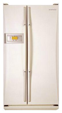 Холодильник с морозильником Daewoo FRS-2021 EAL - общий вид