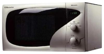 Микроволновая печь Electrolux EMS2100S - вид спереди