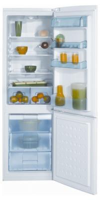 Холодильник с морозильником Beko CSK31000 - вид спереди