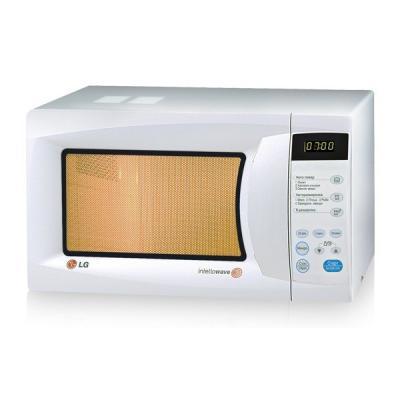 Микроволновая печь LG MS1744W - вид спереди