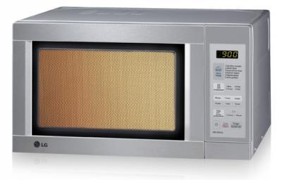 Микроволновая печь LG MB3944JL - вид спереди