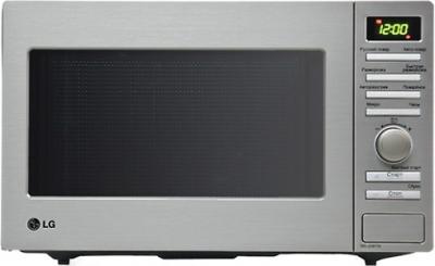 Микроволновая печь LG MS2087W - общий вид