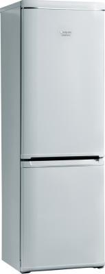 Холодильник с морозильником Hotpoint RMBA2185LS - общий вид