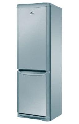 Холодильник с морозильником Indesit B 16 FNF S - Общий вид