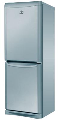 Холодильник с морозильником Indesit B 16 S - Общий вид