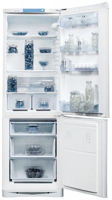 Холодильник с морозильником Indesit B 18 - общий вид