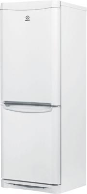 Холодильник с морозильником Indesit B 18 FNF - общий вид