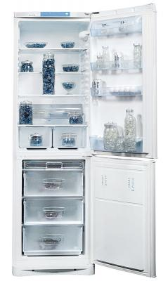 Холодильник с морозильником Indesit BA 20 - общий вид