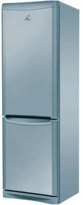 Холодильник с морозильником Indesit BA 20 S - Вид спереди