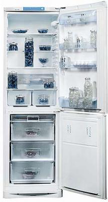 Холодильник с морозильником Indesit BA 20 X - Общий вид
