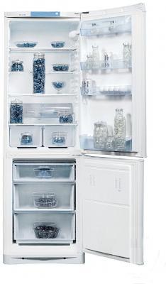Холодильник с морозильником Indesit BH 18