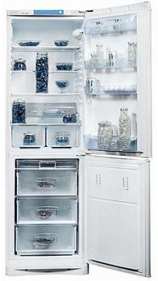 Холодильник с морозильником Indesit BH 20 S - общий вид
