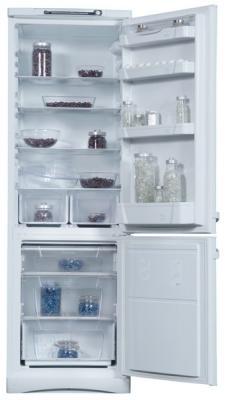 Холодильник с морозильником Indesit SB 185 - общий вид