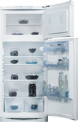 Холодильник с морозильником Indesit TA 16 R - общий вид