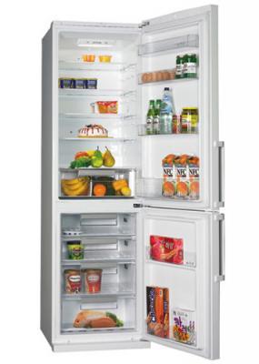 Холодильник с морозильником LG GA-449ULBA - вид спереди