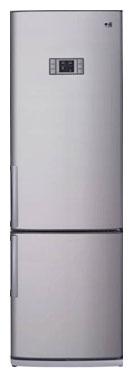 Холодильник с морозильником LG GA-449 ULPA - Вид спереди
