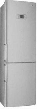 Холодильник с морозильником LG GA-449UPA - Вид спереди