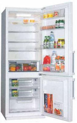 Холодильник с морозильником LG GA-449UPA - Общий вид