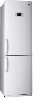 Холодильник с морозильником LG GA-449 UVPA - вид спереди