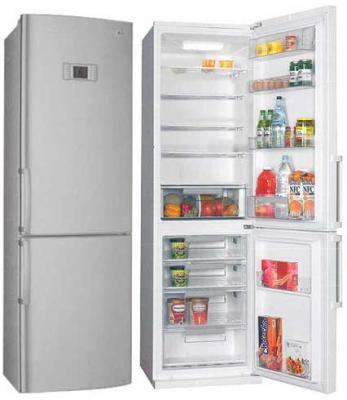 Холодильник с морозильником LG GA-479ULPA - общий вид