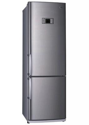 Холодильник с морозильником LG GA-479ULPA - вид спереди