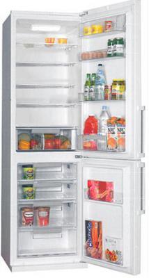 Холодильник с морозильником LG GA-479UTBA - вид спереди