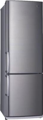 Холодильник с морозильником LG GA-479UTBA