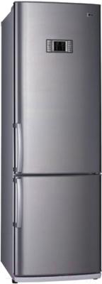 Холодильник с морозильником LG GA-479UTMA