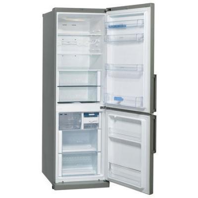 Холодильник с морозильником LG GA-B359 BLQA - вид спереди