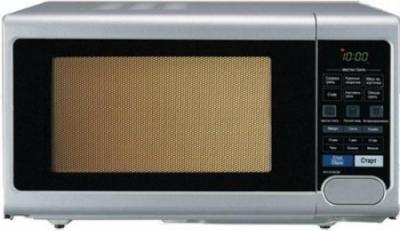 Микроволновка LG MH6346QMS - вид спереди