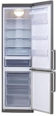 Холодильник с морозильником Samsung RL-38 ECPS - Общий вид