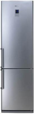 Холодильник с морозильником Samsung RL-44 ECPS - Вид впереди