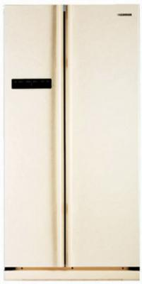 Холодильник с морозильником Samsung RS-20 CRVB5 - Вид спереди