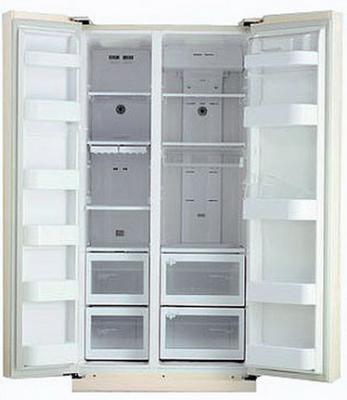 Холодильник с морозильником Samsung RS-20 CRVB5 - Общий вид