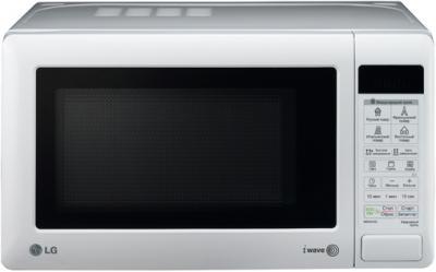 Микроволновая печь LG MB4042G - общий вид