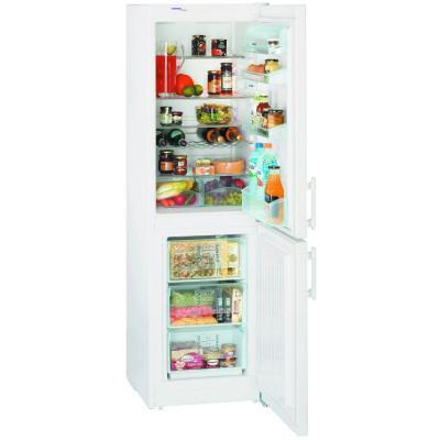 Холодильник с морозильником Liebherr CUP 3021 - вид спереди