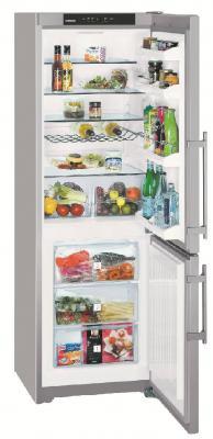 Холодильник с морозильником Liebherr CUesf 3503 - общий вид
