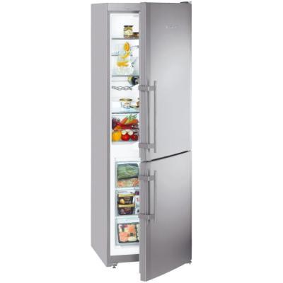 Холодильник с морозильником Liebherr CUNesf 3513 - спереди