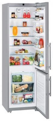Холодильник с морозильником Liebherr CNesf 4003 - вид спереди