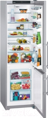 Холодильник с морозильником Liebherr Ces 4023