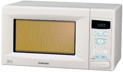 Микроволновая печь Samsung CE2738NR/BWT  - вид спереди