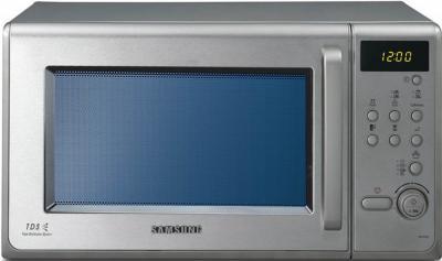 Микроволновая печь Samsung CE287ASTR/BWT - вид спереди