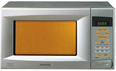 Микроволновая печь Samsung G273VRS - вид спереди