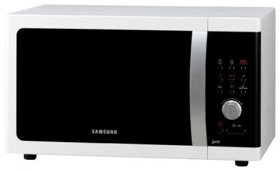 Микроволновая печь Samsung GE872RS - вид спереди
